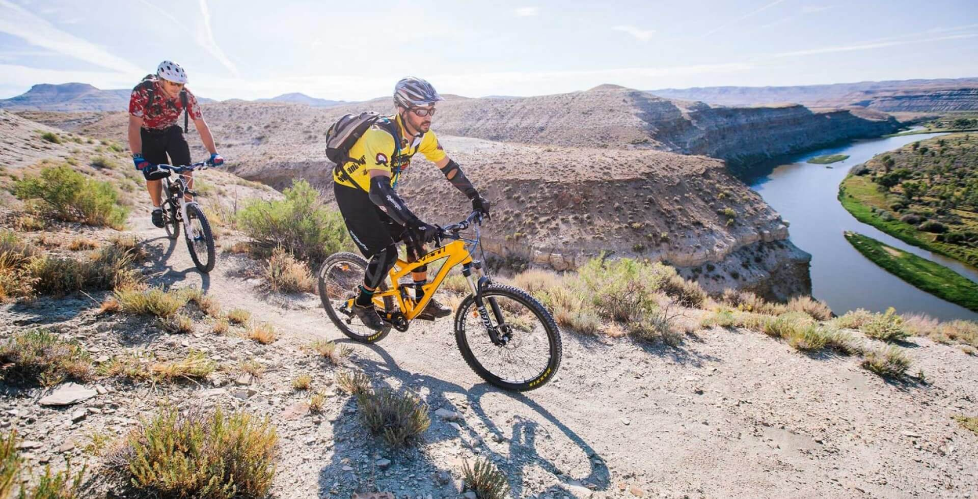 Mountain Biking: Rocky Canyon Trail- Idaho | Mtb, Sentiero